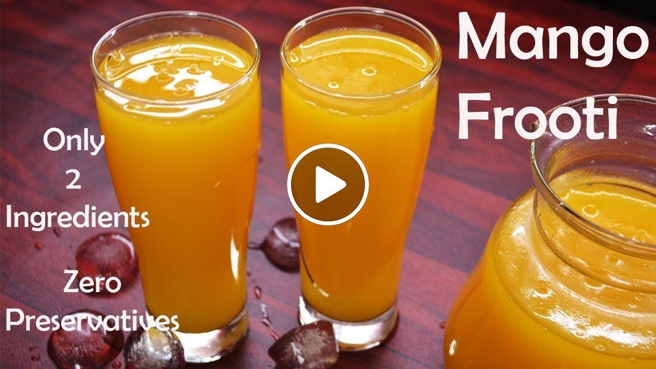 Mango frooti recipe in hindi slicemaaza how to make mango mango frooti recipe in hindi slicemaaza how to make mango frooti at home frutti desi recipes ccuart Gallery